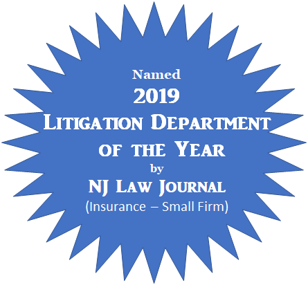 2019 Litigation Department of The Year
